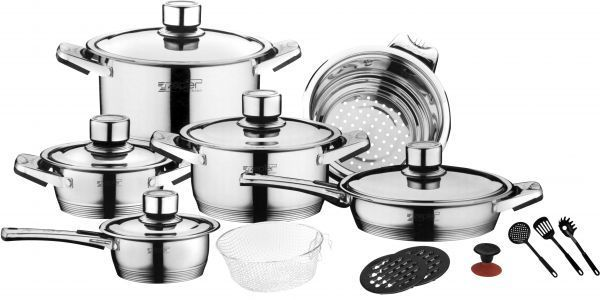 Why you need to choose Stainless Steel instead over any cookware type