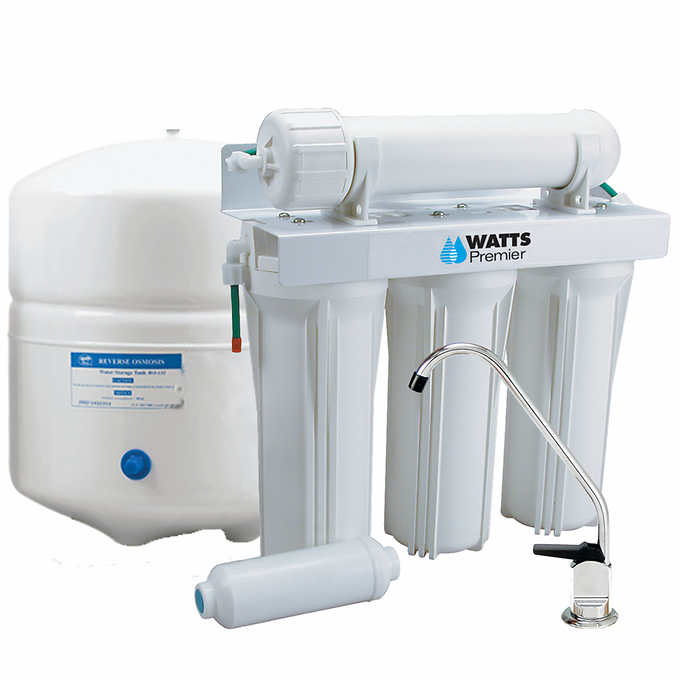 water softening process