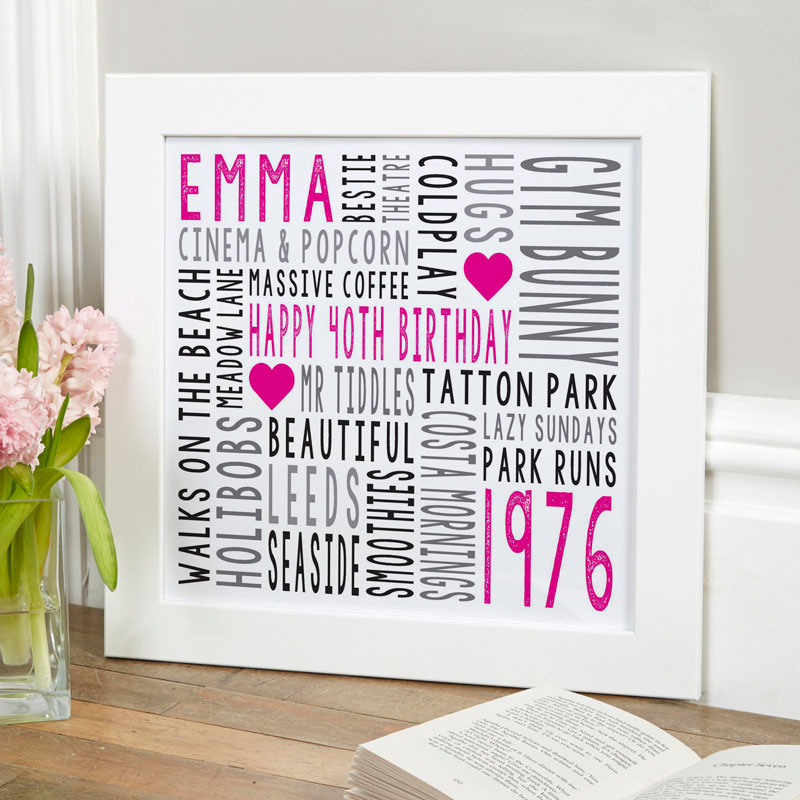 Fantastic Word Art Prints
