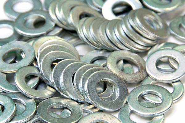 flat washers available