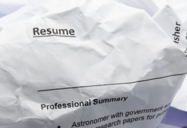 Job Hunting with a New Resume