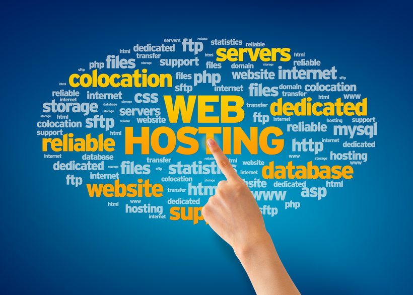 internet hosting partner