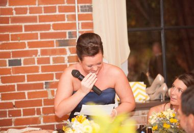 maid of honour speeches examples