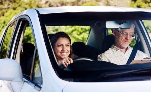 formal driving classes